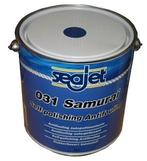 Seajet 031 Samurai, 2,5 L, Marinblå
