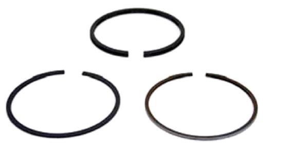 Kolvringsats B21 2,0 x 2,0 x 4,0 mm (11337)