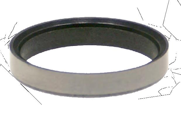 Ventilsäte D4, D6 - avgas (12862)