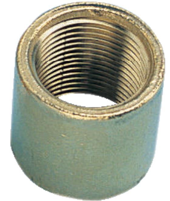 Rörmuff cylindrisk,