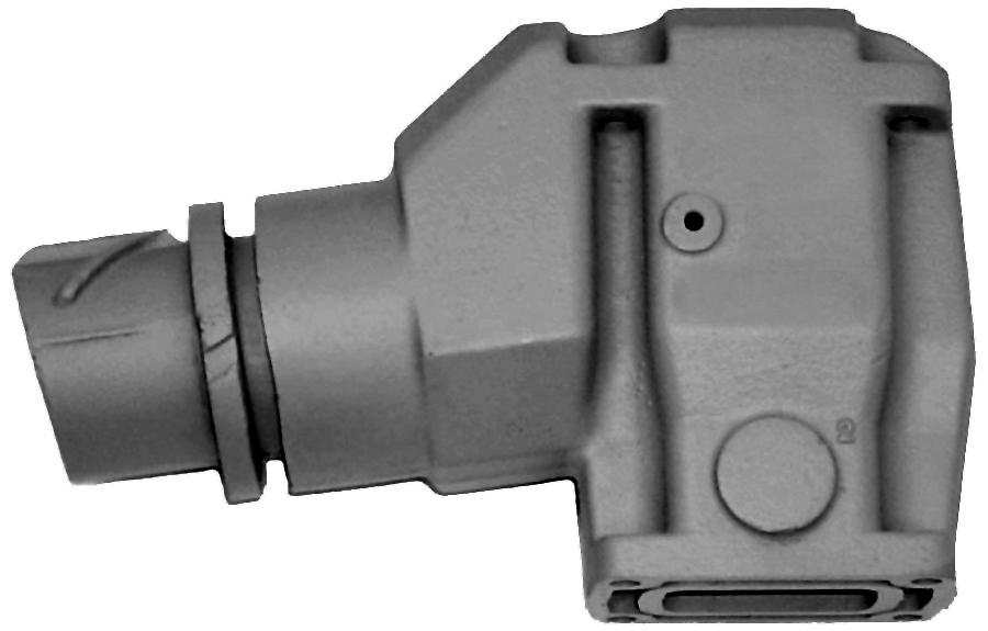 Avgaskrök 4.3, V6, 5.0, 5,7, V8 (16061)