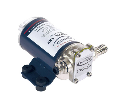 Oljebytarpump Marco UP3/OIL, UP4/OIL - 5 L/min UP3/OIL - 12V