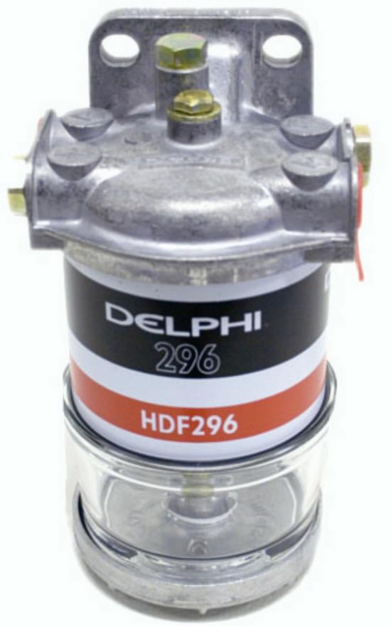 Grovfilter diesel