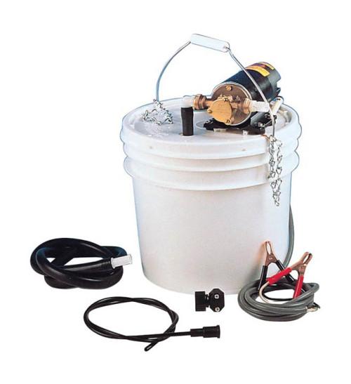 Oljebytarpump Porta Quick kit - 7 L/min 12V