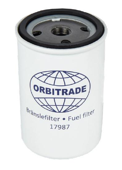 Bränslefilter till MD6, MD7 (17987), 30, 31, 60, 61, 62, 63, 70, 71, 72, 73, 74, 75, 100, 102, 120,