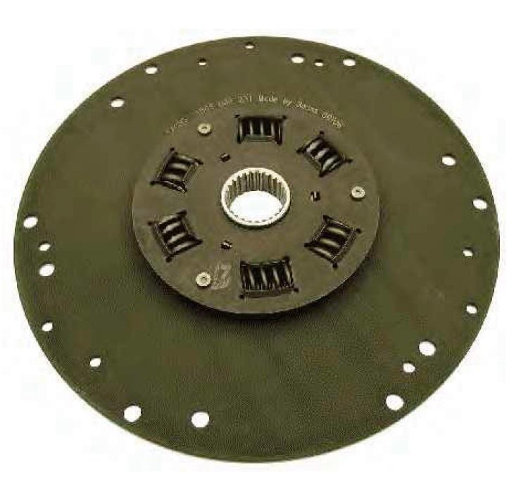 Svängningsdämpare B20, B21, B23, B25, B30, 30-, 31-, 40-motorer m. 10B, MS4 (19389)