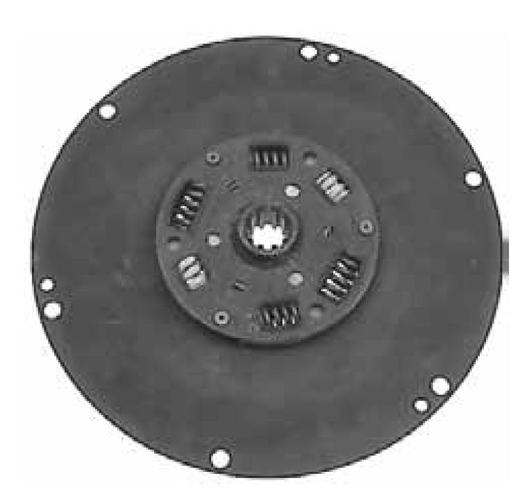 Svängningsdämpare B16, B18, B20, MD29/32 m. RB, 250