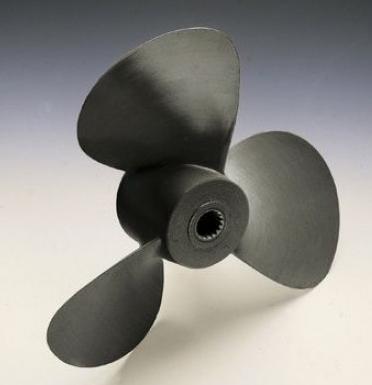 Fast propeller S-drev