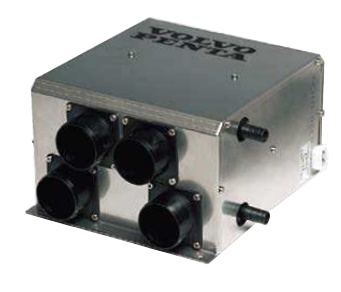 Varmluftsenhet 5 kW 12V