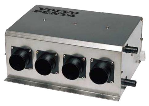 Varmluftsenhet 10 kW 12V