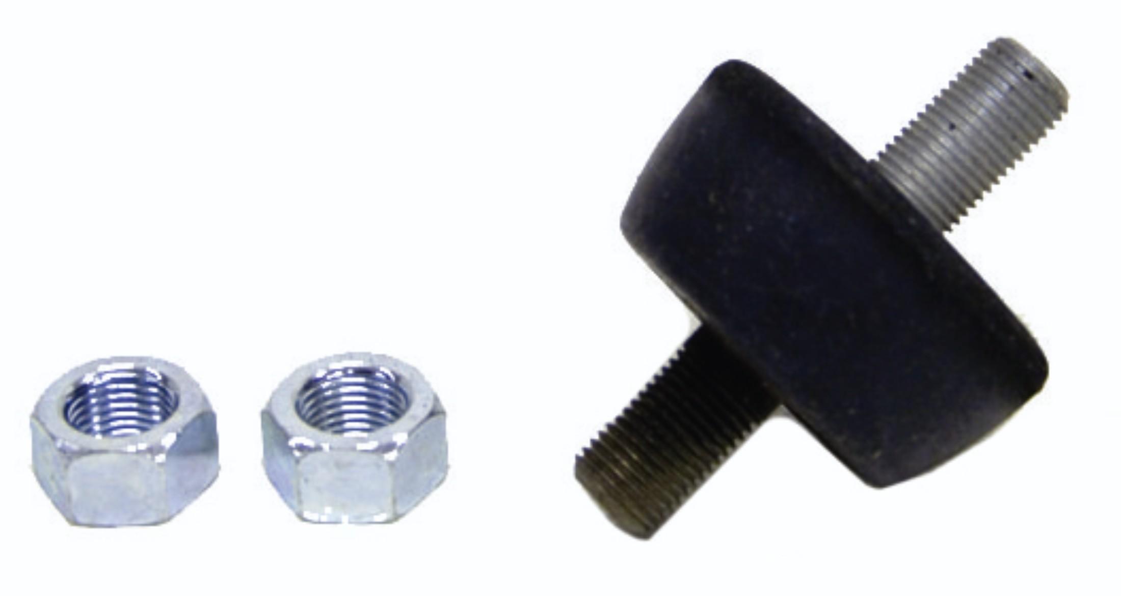 Gummikudde till flexibel propelleraxelkoppling (22062)