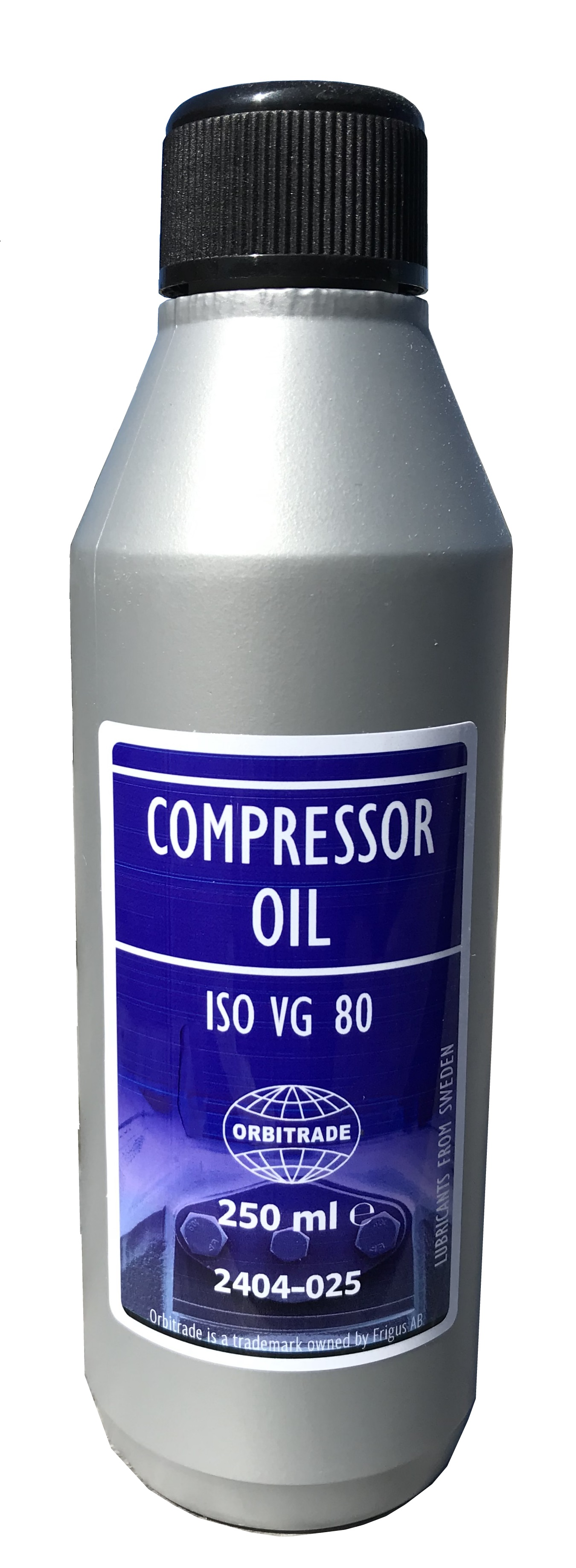 Kompressorolja 250 ml