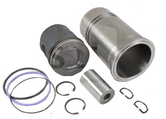 Cylinderfodersats 100-motorer