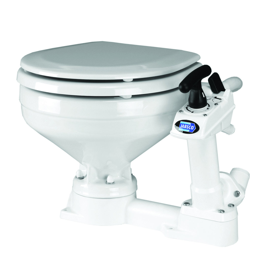 Jabsco toaletter