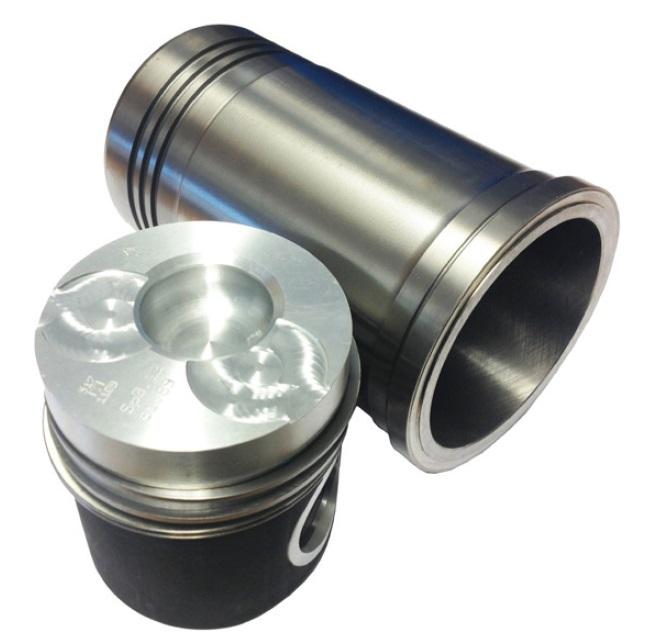 Cylinderfodersatser