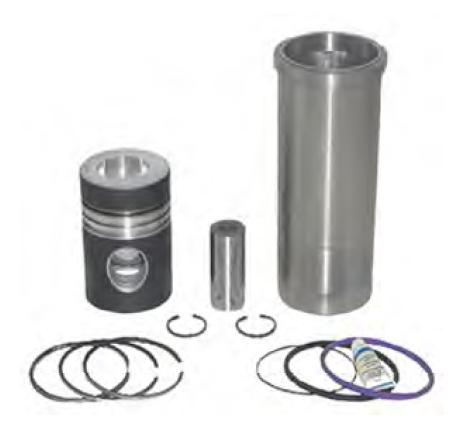 Cylinderfodersats TAMD60B, TAMD60C (30389)