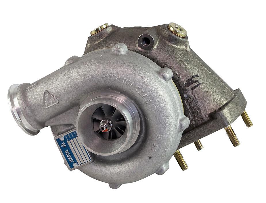 Turboaggregat 31-motorer
