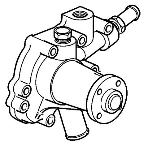 Cirkulationspump MD2010-2020, D1-13, D1-20