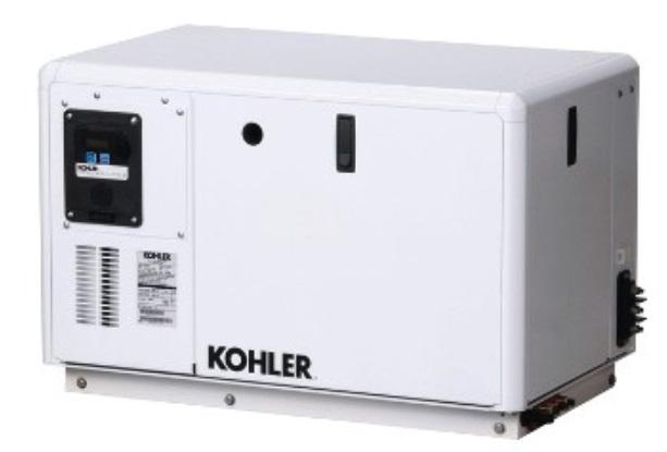 Elverk Kohler 7 kW