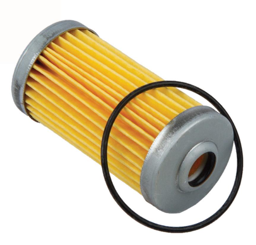 Bränslefilter till 1GM, 2GM, 2QM, 3GM, 3QM, 3HM, SB, YSB, YSM