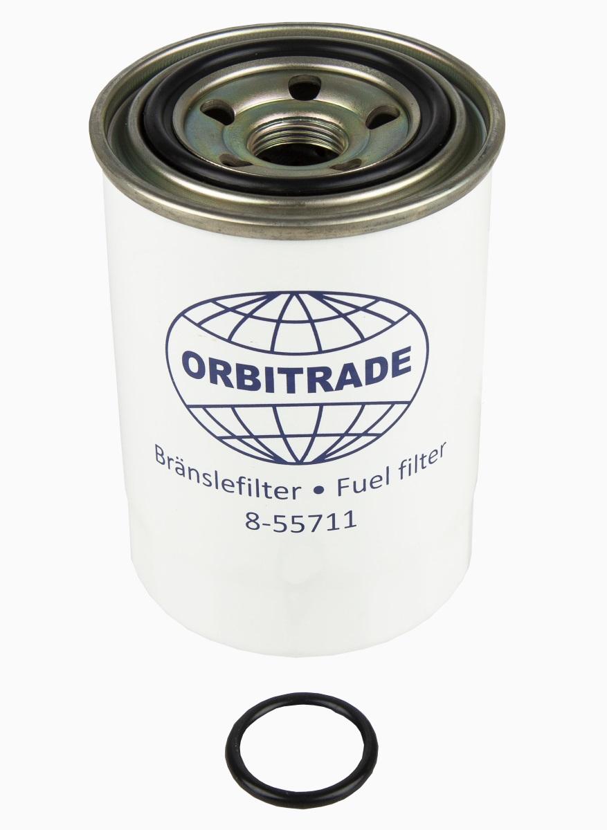 Bränslefilter till 4JH (8-55711)