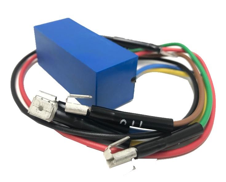 Elektronikbox temperaturvakt MD1-17, 2000, 30-41, B21-B23