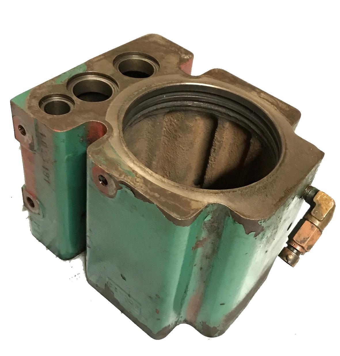 Cylindermantel MD11, MD17