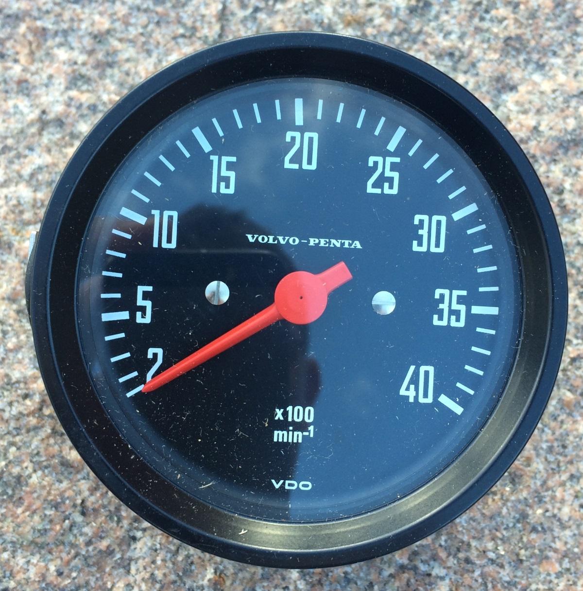 Varvräknare MD5C