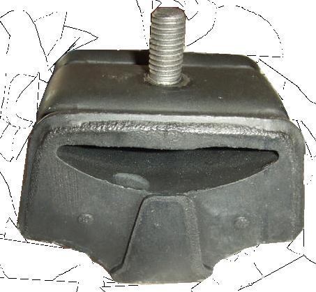 Gummikudde motorupphängning MD5,7,11,17, 2001-2003, MD2010