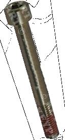 Skruv till kon 110S-150S
