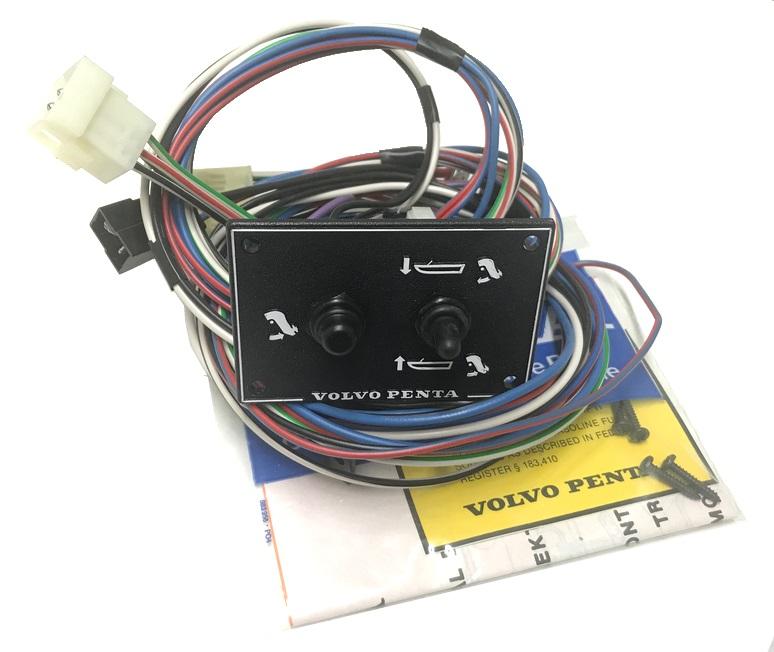 Manöverpanel till powertrim 290, DP, SP