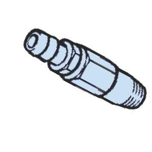 Avtappningskran MD2010-2040A/B
