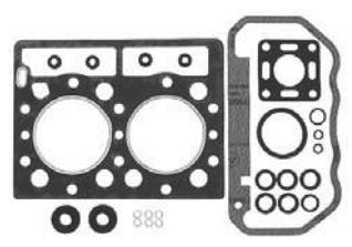 Sotningssats till Volvo Penta 2002 (21308)