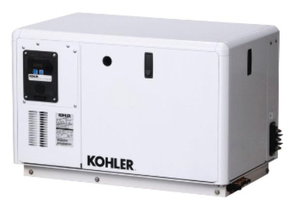 Elverk Kohler 9 kW