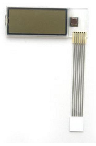 LCD-display till varvräknare