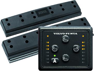 Volvo Penta Boat Trim System