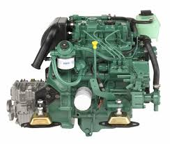 Dieselmotor D1-30 med backslag MS15