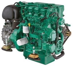 Dieselmotor D2-75 med backslag MS25