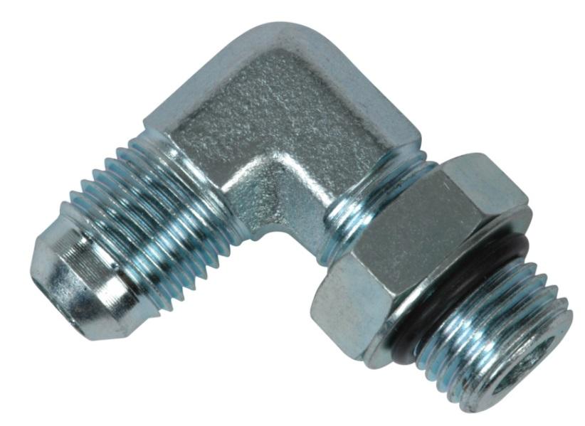 Racor adapter vinklad
