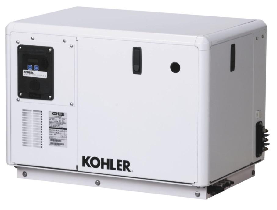Elverk Kohler 5 kw