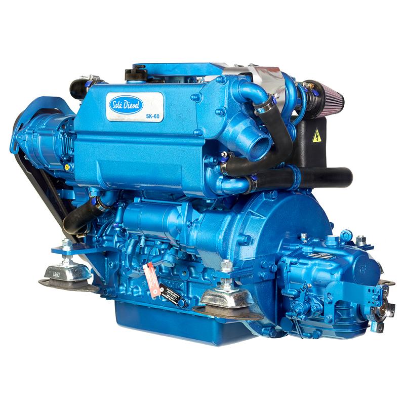 Solé SK 60 (60 hk- 2700 rpm)