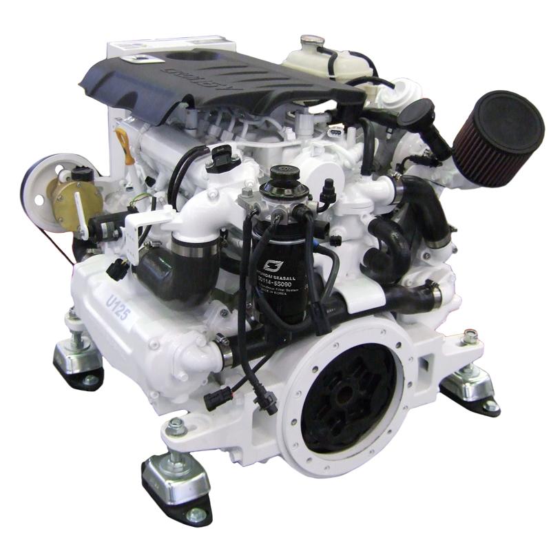 Hyundai SeasAll 125 hk, U125P / Technodrive TM345