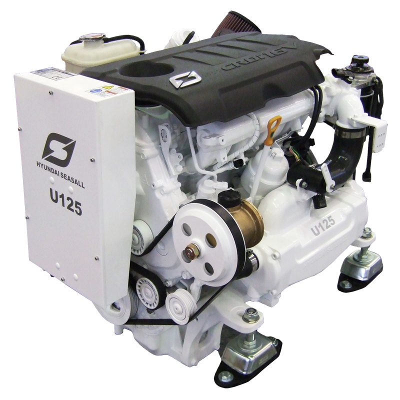 Hyundai SeasAll 125 hk, U125S / Bravo1
