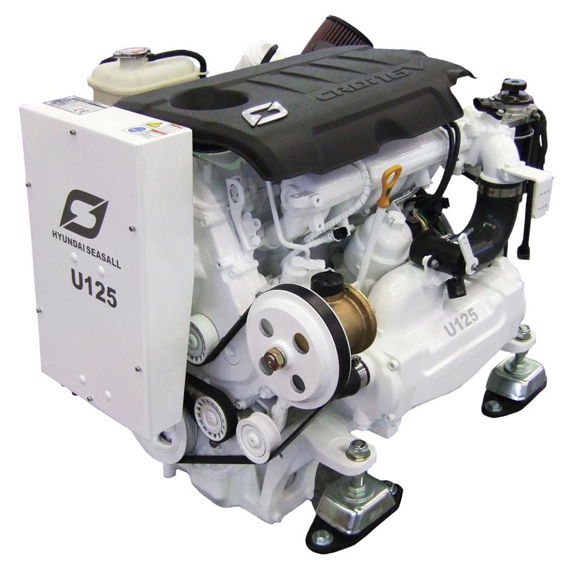 Hyundai SeasAll 125 hk, U125S / Alpha1