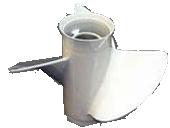 Propeller 7 1/2 x 7      (4-5hk)