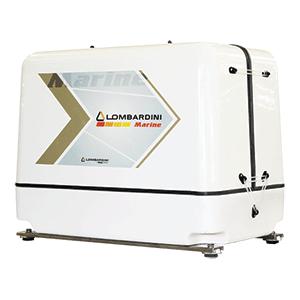 Elverk Lombardini LMG 9000 - 10 kVA / 8 kW