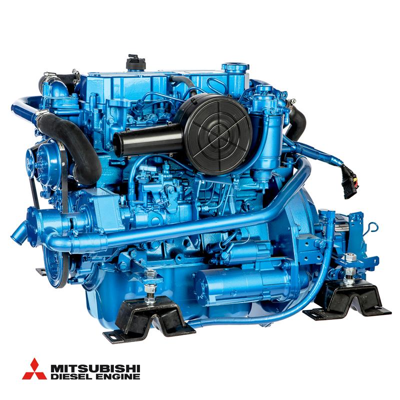 Solé Mini 62 (59 hk - 3000 rpm)
