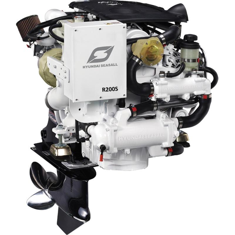 Hyundai SeasAll 200 hk, R200S / Bravo 3