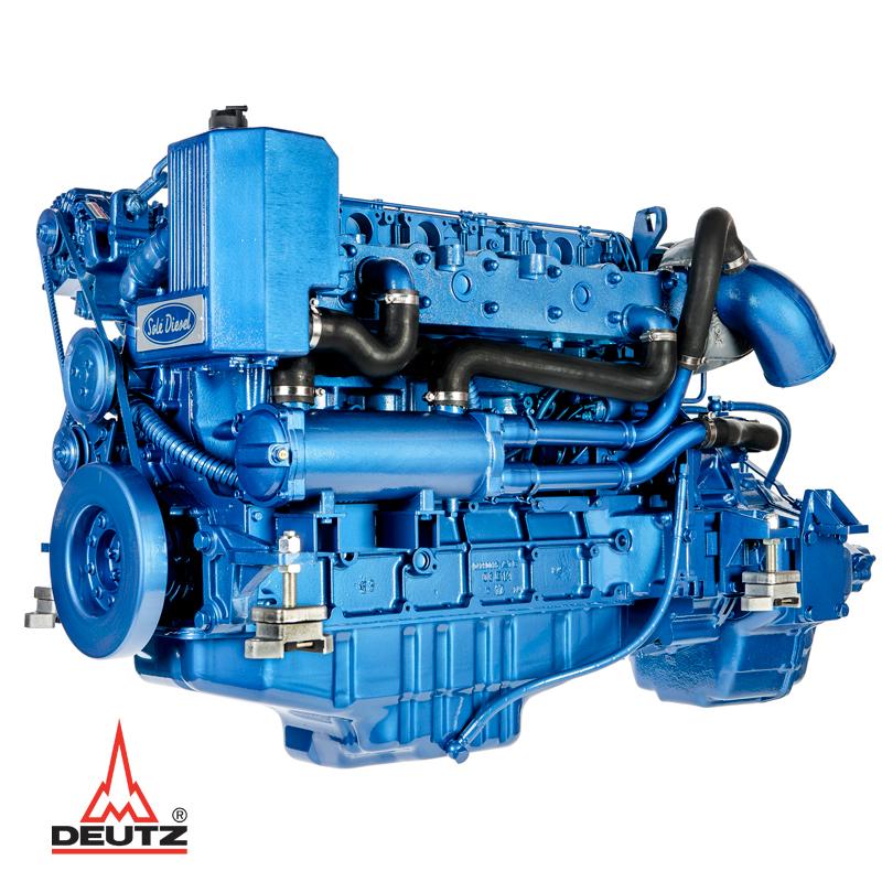 Solé SDZ 205 (197 hk - 2300 rpm)
