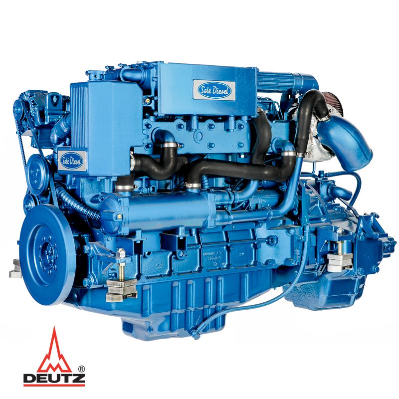 Solé SDZ 280 (272 hk - 2300 rpm)